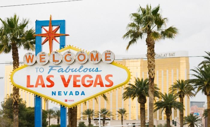 Las Vegas – Pelaajien taivas