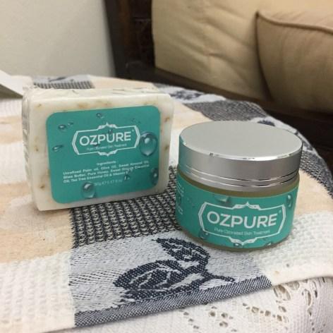 Hilangkan kesan gigitan nyamuk, gatal kulit bayi dengan krim mintak zaitun ozpure