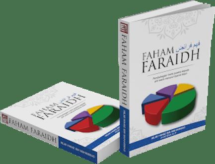 Satu buku yang dicari-cari oleh ahli Faraid. Bukunya mudah difaham dan kandungannya menyeluruh.