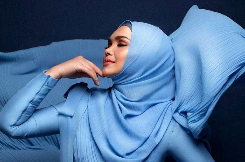 Ramai wanita tak tahu macam mana Dato' Sri Nurhaliza dapat mengekalkan rahsia kecantikan dan keanggunan walaupun sudah berumah tangga dan ada anak.