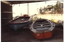 1988 מחסן סירות, צילם: טל הכט