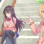 Nonton Anime Kawaikereba atau Hensuki Secara Online