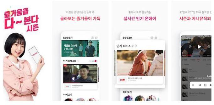 Aplikasi Seezn Penyedia Drama Korea Terbaru