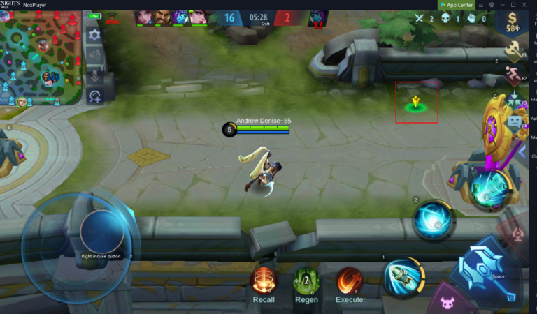 Nox Player Emulator Untuk Bermain Mobile Legend di PC
