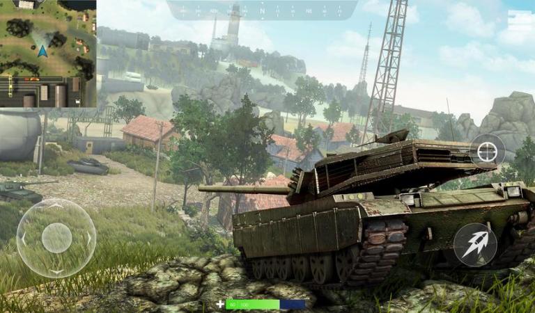 Game Tank Android Penghibur di Kala Suntuk
