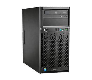 Hp ML10V2 Server