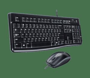 LOGITECH MK120 Keyboard and Mouse