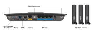 Linksys EA6900 AC1900 Smart WI-FI