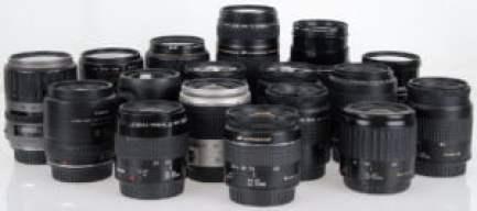 Canon DSLR Lenses