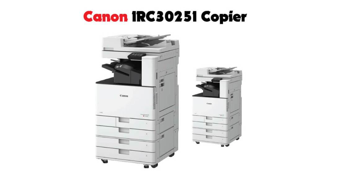 Canon IRC3025I Color Copier