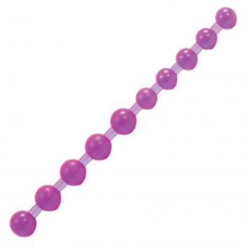 Spectra Gels Purple Jelly Anal Beads