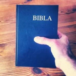 Meine neue albanische Bibel