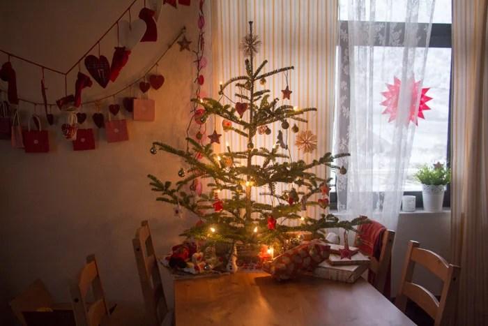 Wie wir uns auf Weihnachten vorbereiten