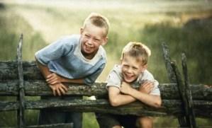 Wie die Kinder aus Bullerbü