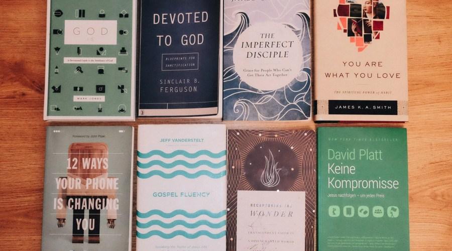 Welche Bücher ich in 2017 gelesen habe