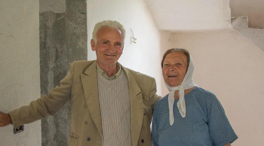 Unsere albanischen Großeltern
