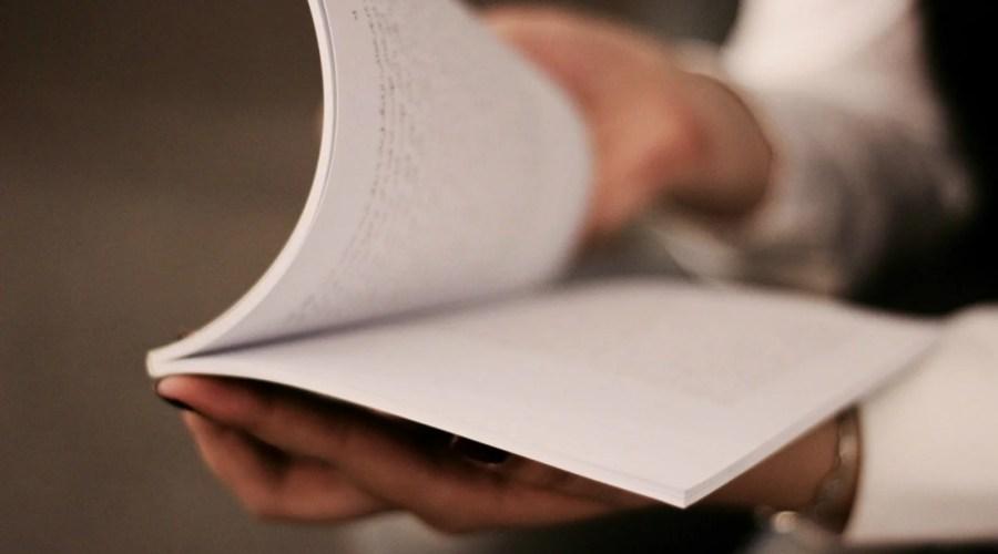 Was mir mein Tagebuch vor Augen hielt