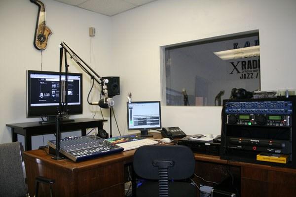 Responsive Joomla Templates for Radio Stations - Mobile