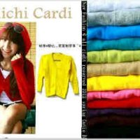 Cardigan Rajut Import (high quality)