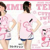 Kaos Pink Panther