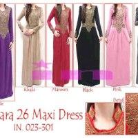 Sahara 26 Maxi Dress