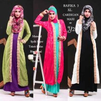 Rafika 3 Only Cardigan