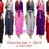 Valerina Top + Skirt