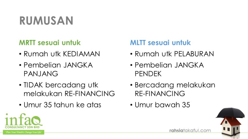 MRTT MRTA vs MLTT MLTA