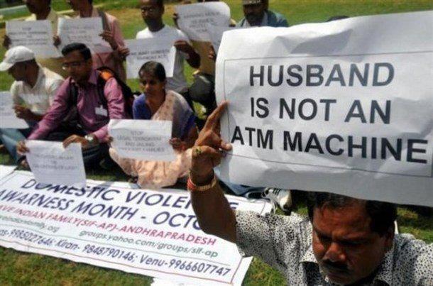 husband not atm mechine