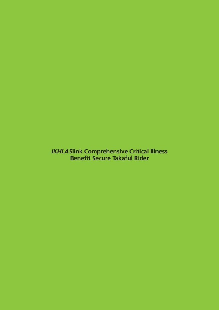 PDS IKHLAS Comprehensive Critical Illness Benefit-page-001