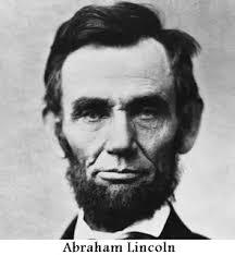 ابراهام لنكولن