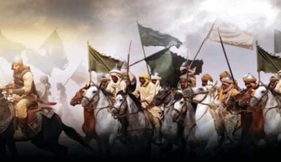 جيش المسلمين