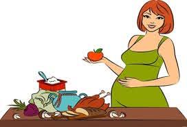 المرأة الحامل  الصحة  الحمل  غذاء الكامل