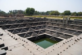 A magnificent step-well!