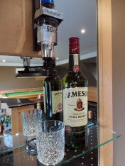Jameson Bottle Glass Optix