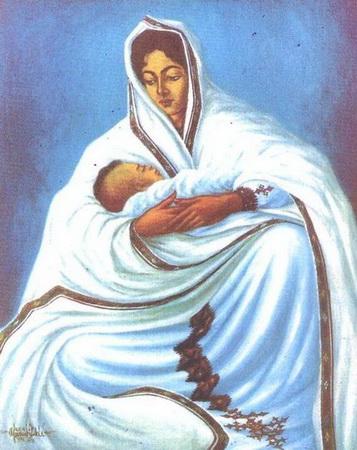 mother-ethiopia-1963