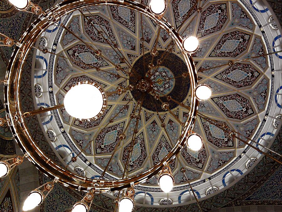 Moschee an der Warbruckstraße