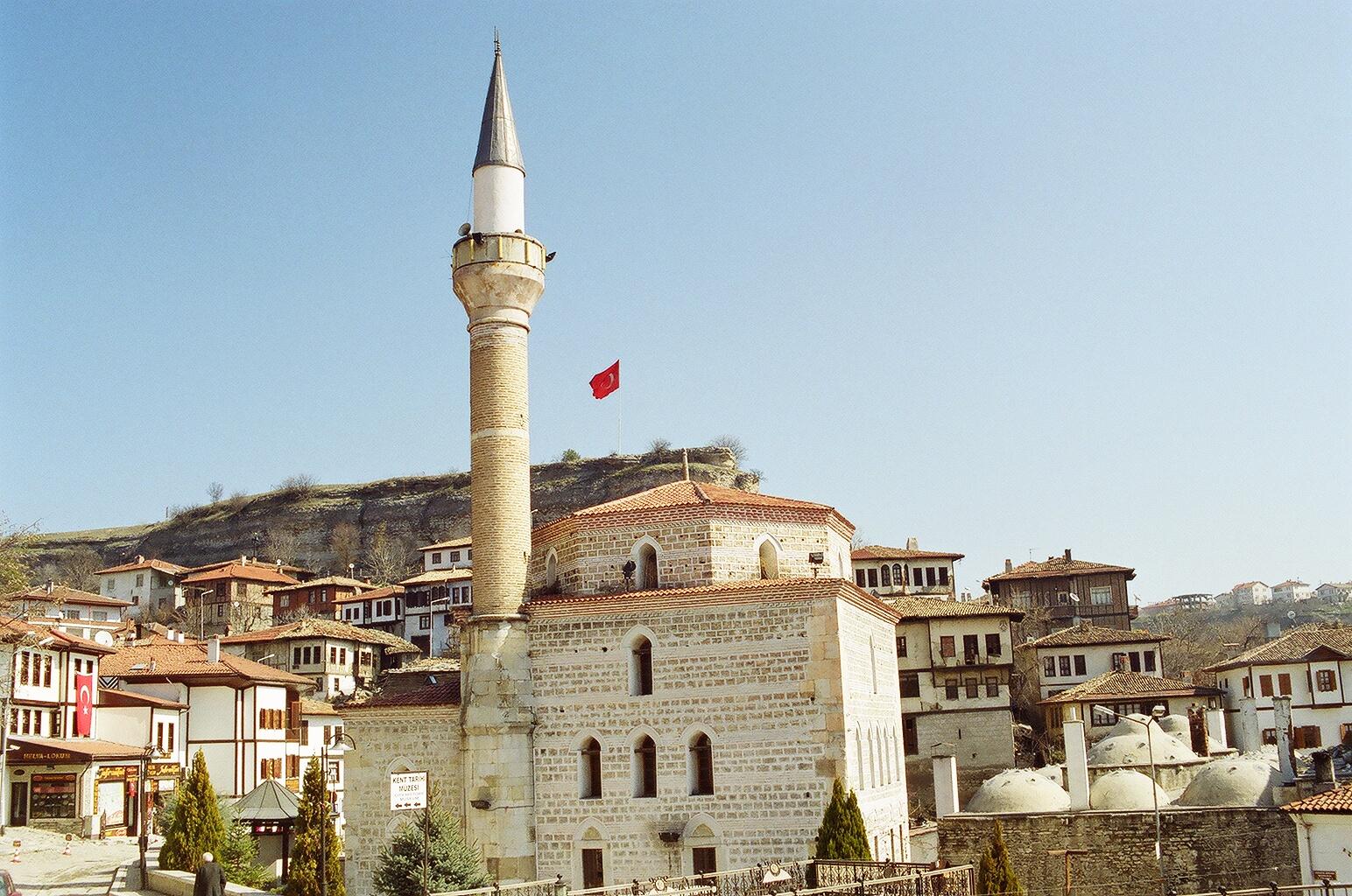Moschee tagsüber