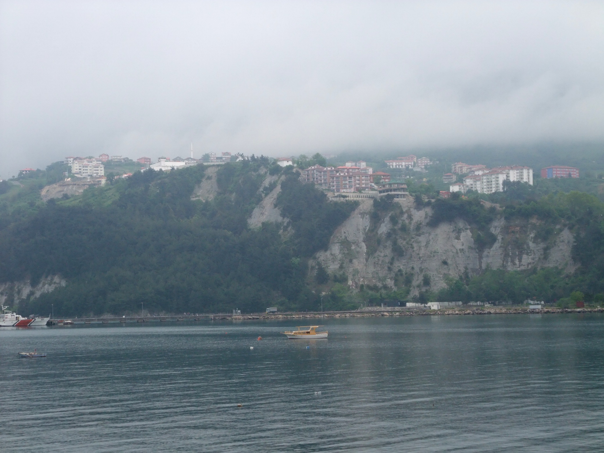 Der Blick aufs Schwarze Meer