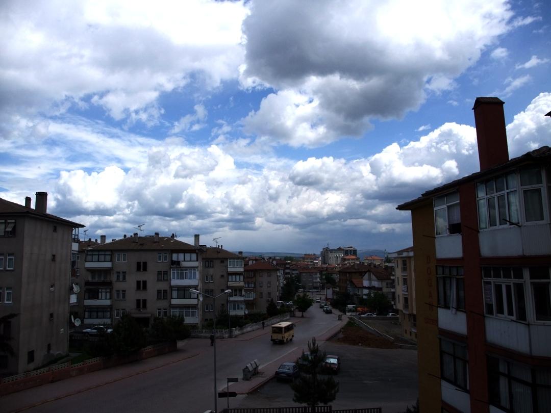 Himmel über Emek/Safranbolu