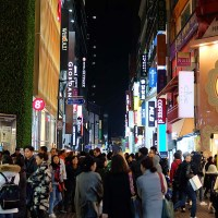 TRAVEL DIARY: TRIP TO SOUTH KOREA PART 3 - MYEONGDONG