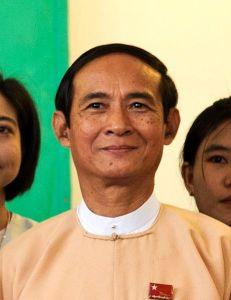 Win Myint - Myanmar