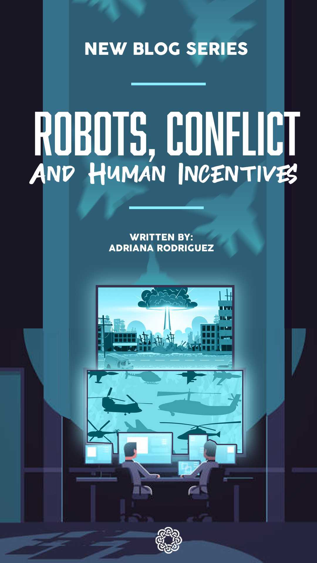 Robots in Conflicts
