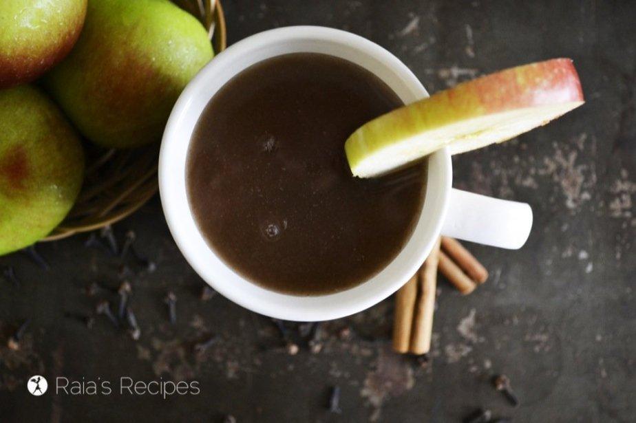 Easy, Homemade Apple Cider   RaiasRecipes.com