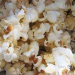 Honey-Butter & Sea Salt Popcorn