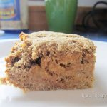 Easy Applesauce Breakfast Cake