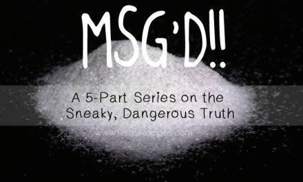 MSG'D!! Part 3: Reactions