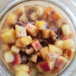Cinnamon Apple Chutney