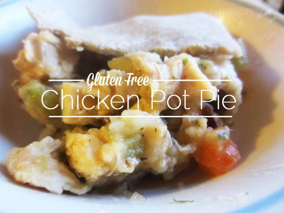 Chicken Pot Pie | gluten-free, egg-free, dairy-free, sugar-free | RaiasRecipes.com