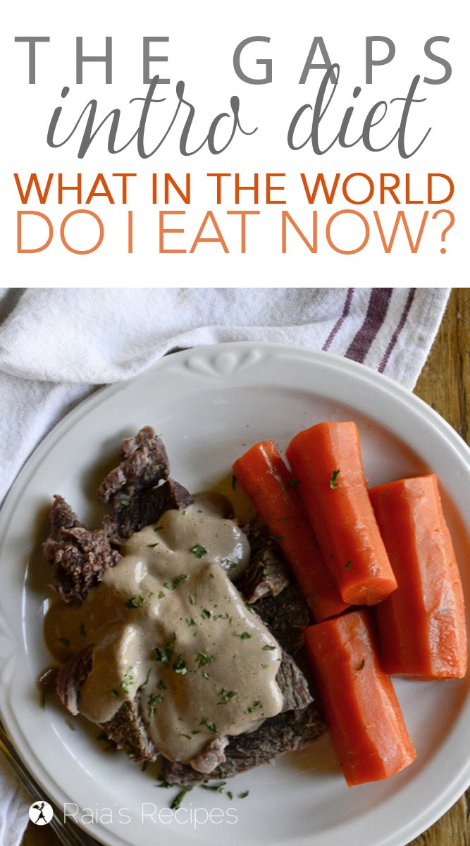 The GAPS Intro Diet - What in the world do I eat now? #gapsdiet #health #guthealth #healing